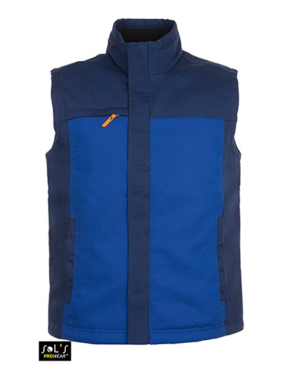 LP01567 SOL´S ProWear Men´s Workwear Bodywarmer - Mission Pro